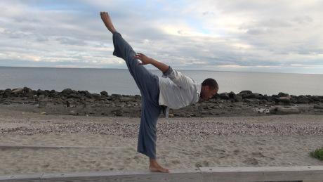 Sea Chapter: A New Balancing Act