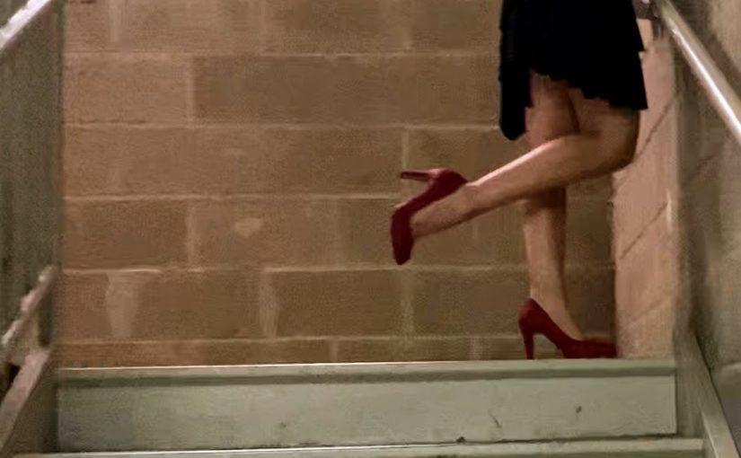 Honkin' Red High Heels